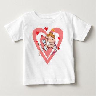 Camiseta De Bebé Ángel lindo y cariñoso del Cupid