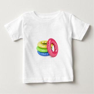 Camiseta De Bebé Anillos de la nadada