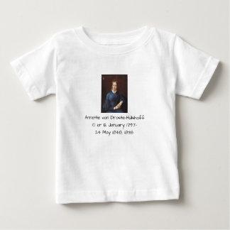Camiseta De Bebé Annette von Droste-Hulshoff 1838