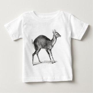 Camiseta De Bebé Antílope Cuatro-De cuernos