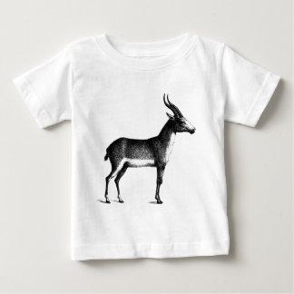 Camiseta De Bebé Antílope de Saiga