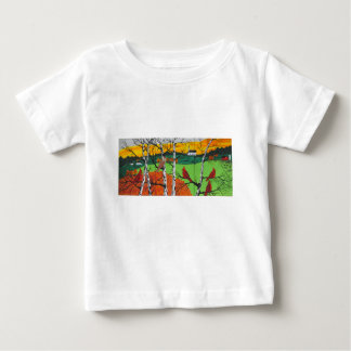 Camiseta De Bebé Apenas un día hermoso