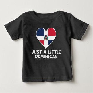 Camiseta De Bebé Apenas un poco dominicano