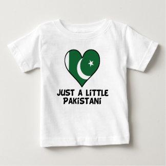 Camiseta De Bebé Apenas un poco paquistaní