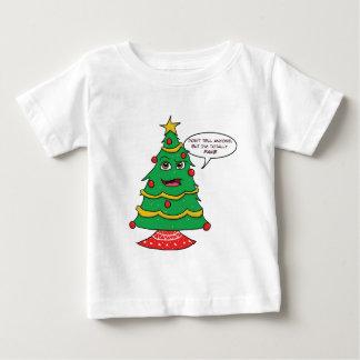 Camiseta De Bebé Árbol falso