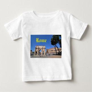 Camiseta De Bebé Arco en Roma, Italia