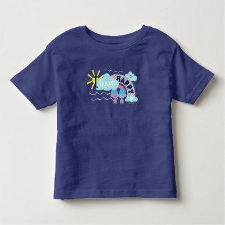 Camiseta De Bebé Arco iris feliz ideal de los duendes el   I