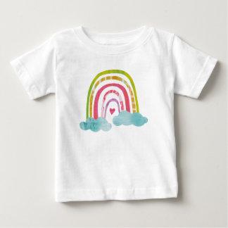 Camiseta De Bebé Arco iris mágico