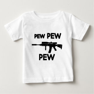 Camiseta De Bebé Arma del banco del banco