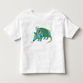 Camiseta De Bebé Armadillo, de la colección de AlphaPod