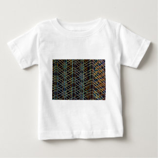 Camiseta De Bebé Arquitectura abstracta