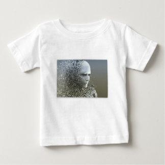 Camiseta De Bebé Arte abstracto humano