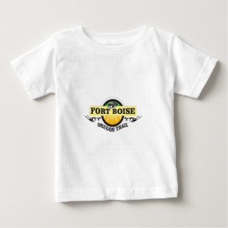 Camiseta De Bebé arte de boise OT del fuerte
