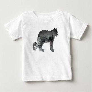 Camiseta De Bebé Arte de la onza