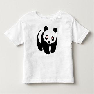 Camiseta De Bebé Arte de la panda de Bill Tracy