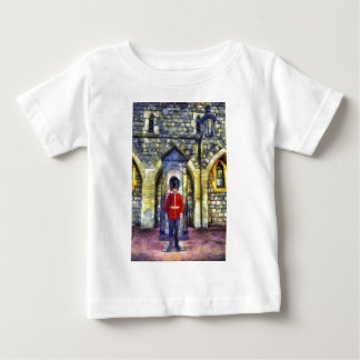 Camiseta De Bebé Arte del guardia de Coldstream