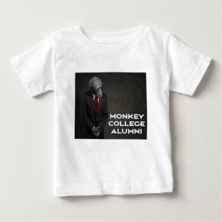 Camiseta De Bebé Asociación de alumnos de la universidad del mono