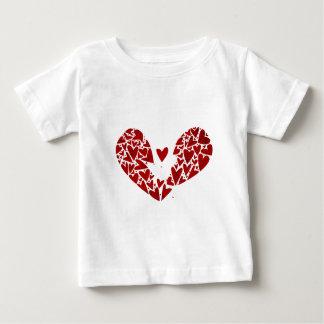Camiseta De Bebé Ataque del corazón quebrado