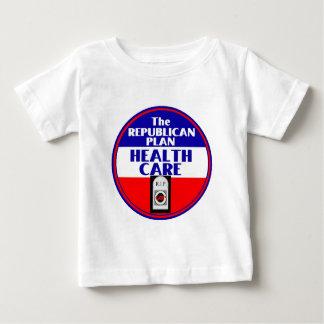 Camiseta De Bebé Atención sanitaria
