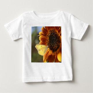 Camiseta De Bebé Aterrizaje lunar de Sun de la polilla