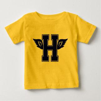 Camiseta De Bebé Atletismo de Hackensack