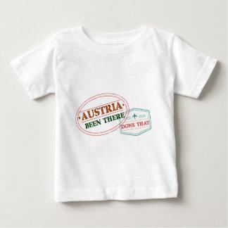 Camiseta De Bebé Austria allí hecho eso