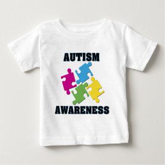 Camiseta De Bebé Autismo