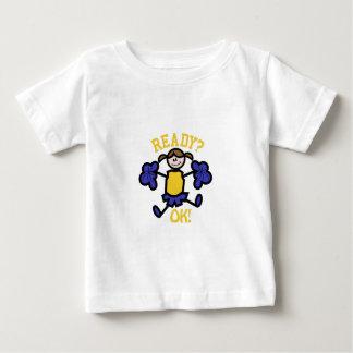 Camiseta De Bebé AUTORIZACIÓN lista