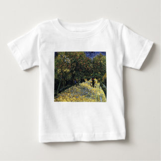 Camiseta De Bebé Avenida con los árboles de castaña en Arles - Van