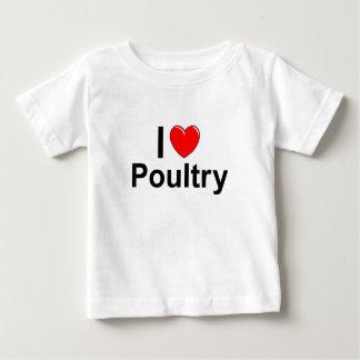 Camiseta De Bebé Aves de corral