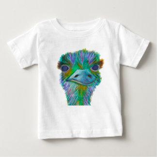Camiseta De Bebé Avestruz