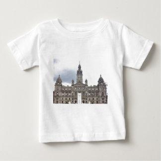 Camiseta De Bebé Ayuntamiento Glasgow