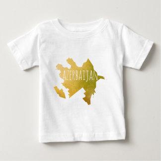 Camiseta De Bebé Azerbaijan