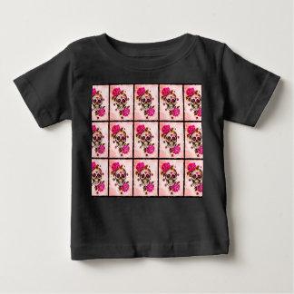 Camiseta De Bebé Azúcar rosado
