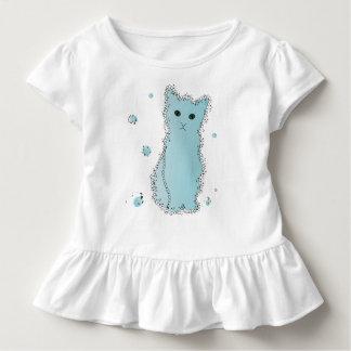 Camiseta De Bebé Azul