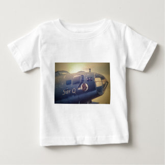 Camiseta De Bebé B17 bombardero Suzy Q
