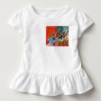 Camiseta De Bebé Bailarina