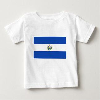 Camiseta De Bebé ¡Bajo costo! Bandera de El Salvador