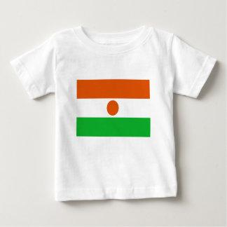 Camiseta De Bebé ¡Bajo costo! Bandera de Niger