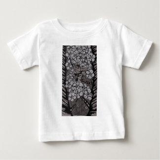 Camiseta De Bebé Balanza arriba por Carretero L Shepard