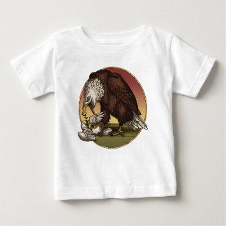 Camiseta De Bebé Bald eagle