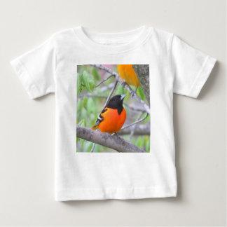 Camiseta De Bebé Baltimore Oriole