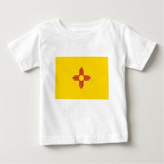 Camiseta De Bebé Bandera de New México