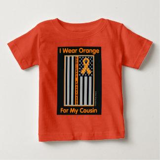 Camiseta De Bebé Bandera/primo… RSD/CRPS