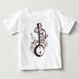 Camiseta De Bebé Banjo