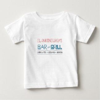 Camiseta De Bebé ¡Bar y grill, bebé!