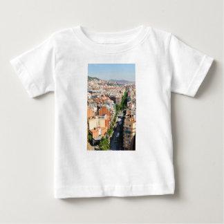 Camiseta De Bebé Barcelona