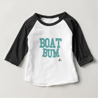 Camiseta De Bebé Barco-Trullo