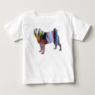 Camiseta De Bebé Barro amasado