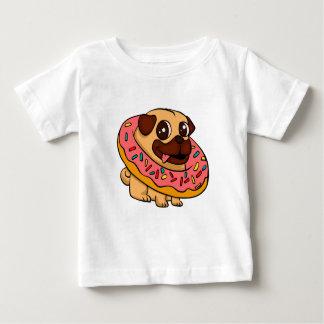 Camiseta De Bebé Barro amasado del buñuelo